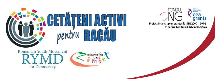 Cetateni Activi pentru Bacau